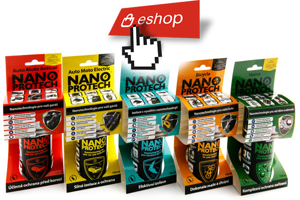 nanoprotech produkty